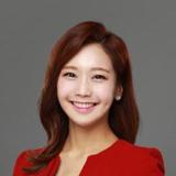 박하윤뉴스 캐스터 사진